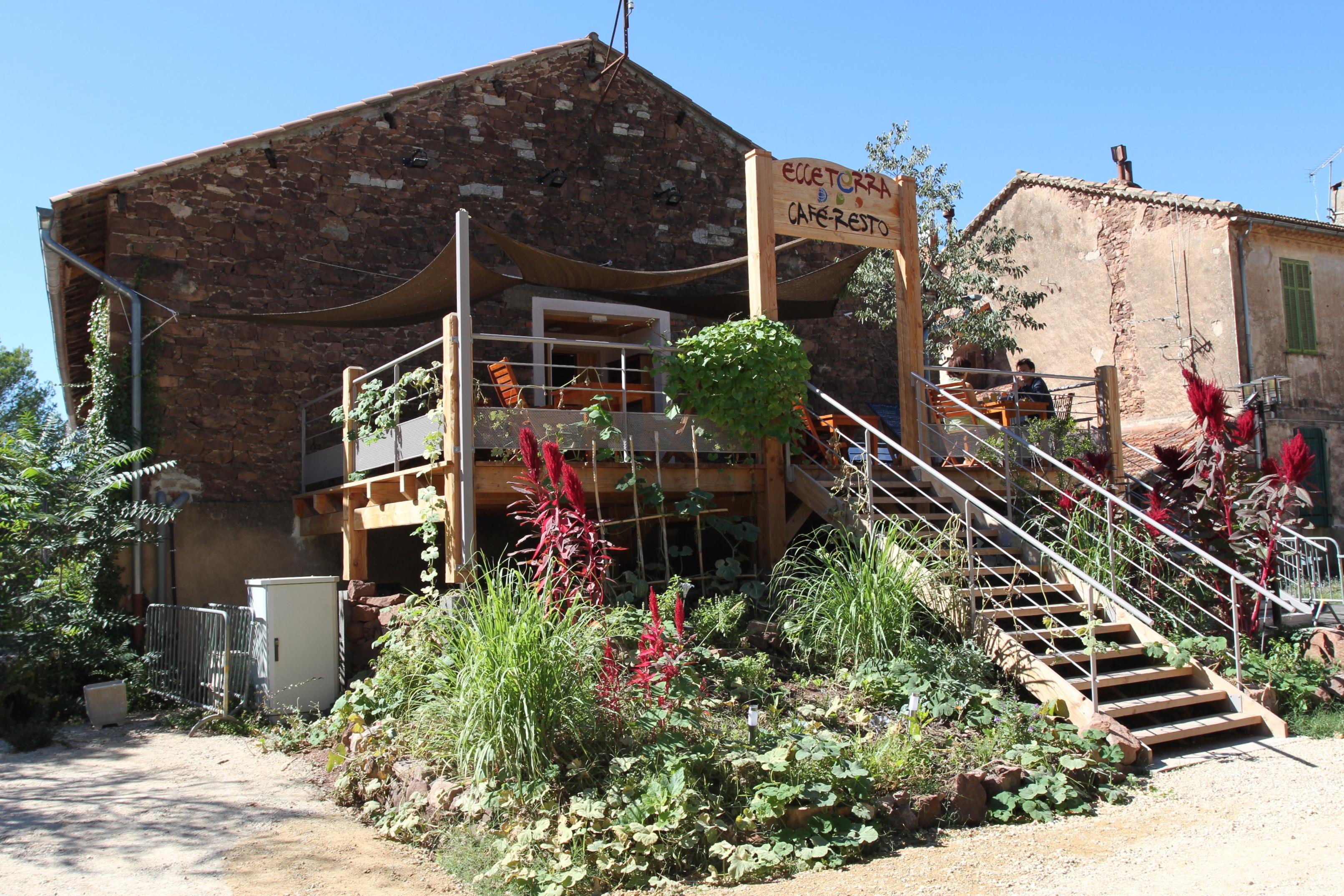 Bon Restaurant Au Cannet Des Maures