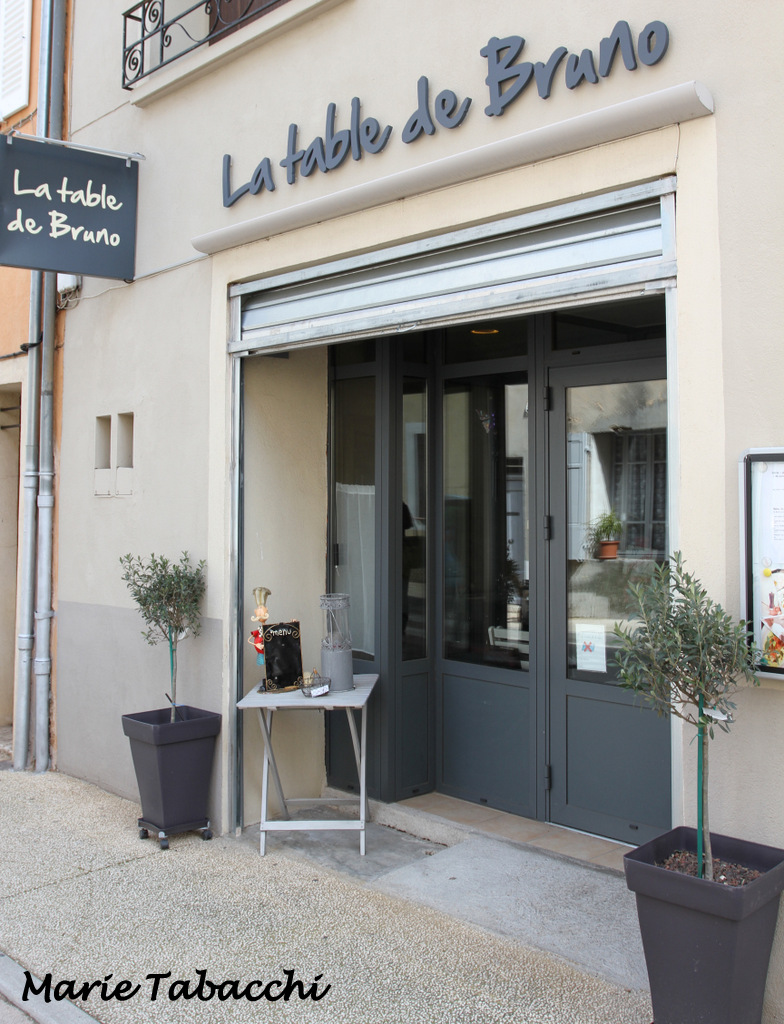 Saint maximin la sainte baume la table de bruno - Restaurant la table de bruno saint maximin ...